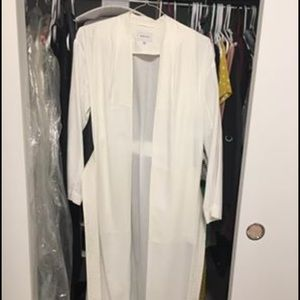 Babaton (Aritzia) trench/jacket with belt